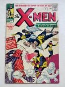 UNCANNY X-MEN #1 - (1963 - MARVEL - Pence Copy) - One of the most important Marvel Silver Age keys -
