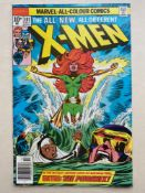 UNCANNY X-MEN #101 - (1976 - MARVEL - Pence Copy) - The origin and first appearance of Phoenix (Jean