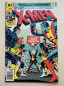 UNCANNY X-MEN #100 - (1976 - MARVEL - Pence Copy) - The original X-Men vs. the new X-Men. Partial