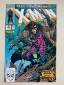UNCANNY X-MEN #266 - (1984 - MARVEL - Cents/Pence Copy) - The first full appearance of Gambit +