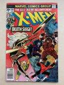 UNCANNY X-MEN #103 - (1976 - MARVEL - Cents Copy) - Black Tom Cassidy and Juggernaut appearances -