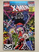 UNCANNY X-MEN: ANNUAL #14 - (1983 - MARVEL CENTS Copy) - First appearance of Gambit (cameo) +