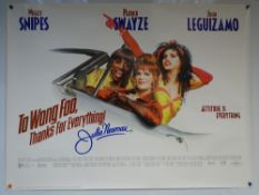 TO WONG FOO, THANKS FOR EVERYTHING, JULIE NEWMAR (1995) - COMEDY / DRAMA - WESLEY SNIPES / PATRICK