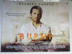 BURNT (2015) - COMEDY / DRAMA - BRADLEY COOPER / SIENNA MILLER / UMA THURMAN / EMMA THOMPSON - UK