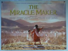 THE MIRACLE MAKER (2000) - ANIMATION / BIOGRAPHY / DRAMA - RALPH FIENNES / MICHAEL BRYANT - UK