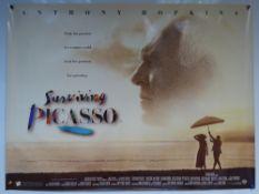 SURVIVING PICASSO (1996) - BIOGRAPHY / DRAMA / ROMANCE - ANTHONY HOPKINS / NATASCHA MCELHONE /