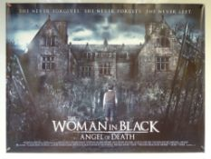THE WOMAN IN BLACK 'ANGEL OF DEATH' (2012) - DRAMA / THRILLER