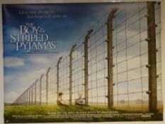 THE BOY IN THE STRIPED PYJAMAS (2008) - DRAMA / WAR - ASA BUTTERFIELD / DAVID THEWLIS / RUPERT