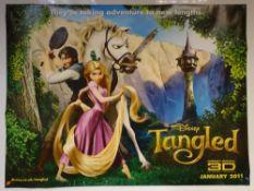 TANGLED (2010) - ANIMATION / ADVENTURE / COMEDY - WALT DISNEY