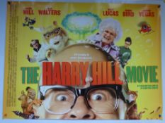THE HARRY HILL MOVIE (2013) - ADVENTURE / COMEDY / MUSICAL - HARRY HILL / JULIE WALTERS / JOHNNY