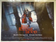 RED RIDING HOOD (2011) - FANTASY / HORROR / MYSTERY - AMANDA SEYFRIED / GARY OLDMAN