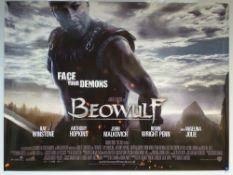 BEOWULF (2007) - ANIMATION / ACTION / ADVENTURE - RAY WINSTONE / ANTHONY HOPKINS / ANGELINA