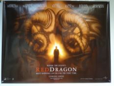 RED DRAGON (2002) - CRIME / DRAMA / THRILLER - ANTHONY HOPKINS / RALPH FIENNES / HARVEY KEITEL -