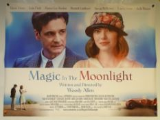 MAGIC IN THE MOONLIGHT (2014) - COMEDY / ROMANCE - COLIN FIRTH / EMMA STONE - DIRECTED BY WOODY