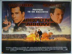 BROKEN ARROW (1996) - ACTION / ADVENTURE / THRILLER - JOHN TRAVOLTA / CHRISTIAN SLATER - DIRECTED BY