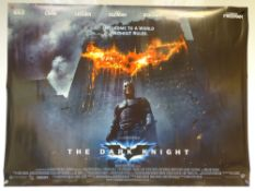 THE DARK KNIGHT (2008) - BATMAN / DC / SCIFI / FANTASY / ACTION - CHRISTIAN BALE / MICHAEL CAINE /