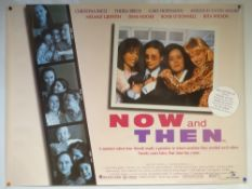 NOW AND THEN (1995) - COMEDY / DRAMA / ROMANCE - CHRISTINA RICCI / DEMI MOORE / ROSIE O'DONNELL - UK