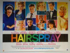 HAIRSPRAY (2007) - COMEDY / DRAMA / MUSIC - JOHN TRAVOLTA / MICHELLE PFEFFER / CHRISTOPHER