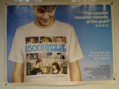 (500) DAYS OF SUMMER (2009) - COMEDY / ROMANCE - ZOOEY DESCHANEL