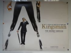 KINGSMAN: THE SECRET SERVICE (2014) - 'ADVANCE TEASER' - ACTION / ADVENTURE - COLIN FIRTH / TARON