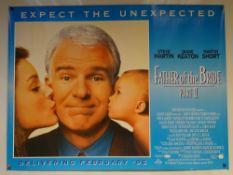 FATHER OF THE BRIDE PART II (1995) - COMEDY / FAMILY / ROMANCE - STEVE MARTIN / DIANE KEATON - UK