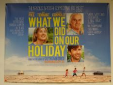 WHAT WE DID ON OUR HOLIDAY (2014) - COMEDY - ROSAMUND PIKE / DAVID TENNANT / BILLY CONNOLLY - UK