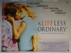 A LIFE LESS ORDINARY (1997) - COMEDY / CRIME / FANTASY - EWAN MCGREGOR / CAMERON DIAZ - DIRECTED
