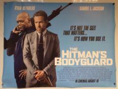 THE HITMAN'S BODYGUARD (2017) - ACTION / COMEDY / THRILLER - SAMUEL L JACKSON / RYAN REYNOLDS - UK