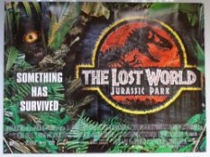 THE LOST WORLD: JURASSIC PARK (1997) - SCI-FI / FANTASY / ADVENTURE - JEFF GOLDBLUM / JULIANNE MOORE
