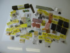 OO GAUGE MODEL RAILWAYS: A large quantity of original WRENN spare parts and accessories - mostly