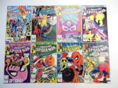 AMAZING SPIDER-MAN # 237, 240, 241, 242, 243, 244, 245, 246 (Group of 8) - (1983/84 - MARVEL - Cents