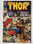 THOR # 137 (1967 - MARVEL - Pence Copy) - First appearance of ULIK - Jack Kirby cover and interior