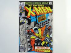 UNCANNY X-MEN # 122 - (1979 - MARVEL CENTS Copy) - First appearance of Mastermind as Jason