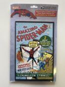 SPIDER-MAN MARVEL COMICS USPS LIMITED EDITION COMIC BOOK AND STAMP SET 1ST DAY ISSUE (2007) -