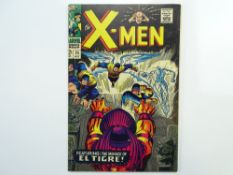 UNCANNY X-MEN # 25 - (1966 - MARVEL - Cents Copy) - Origin and first appearance of Kukulcan (El