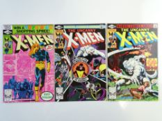 UNCANNY X-MEN # 138, 139, 140 (Group of 3) - (1980 - MARVEL Cents Copy) - Cyclops leaves the X-Men +