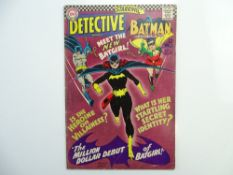 DETECTIVE: BATMAN #359 - (1967 - DC Cents Copy with Pence Stamp) - First appearance and origin of