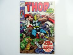 THOR # 177 - (1970 - MARVEL - Pence Copy) - Classic Thor Cover - Surtur appearance - Jack Kirby