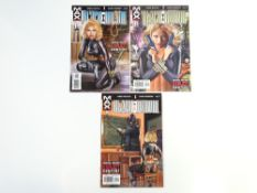BLACK WIDOW: PALE LITTLE SPIDER #1, 2, 3 (3 in Lot) - (2002 - MARVEL CENTS Copy) - All First