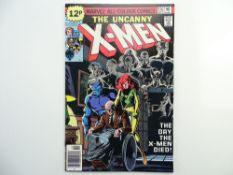 "UNCANNY X-MEN # 114 - (1978 - MARVEL Pence Copy) - First use of ""Uncanny"" in the title + Sauron"