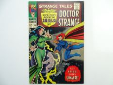 STRANGE TALES: DOCTOR STRANGE + NICK FURY: AGENT OF SHIELD # 150 - (1966 - MARVEL - Cents Copy) -