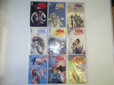 SIN CITY: HELL AND BACK # 1, 2, 3, 4, 5, 6, 7, 8, 9 (Group of 9) - (1999/2000 - DARK HORSE - Cents