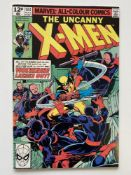 UNCANNY X-MEN # 133 - (1980 - MARVEL Pence Copy) - The very first solo Wolverine cover + Hellfire