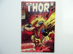 THOR # 157 (1968 - MARVEL - Cents Copy) - 'Ragnarok' storyline as Thor battles the Mangog - Jack