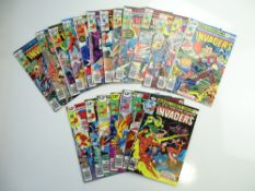 INVADERS LOT (Group of 20) - (MARVEL Pence Copy) - To include INVADERS (1977/79) #21, 23, 24, 25,