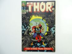 THOR # 131 (1966 - MARVEL - Pence Copy) - First appearance of the Rigellians, also known as the