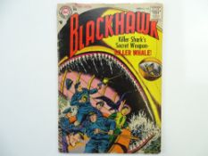 BLACKHAWK # 108 - (1957 - DC - Cents Copy) - First DC issue of the title - Dick Dillin cover (&