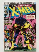 UNCANNY X-MEN # 136 - (1980 - MARVEL Pence Copy) - Lilandra appearance + President Jimmy Carter