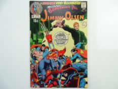 SUPERMAN'S PAL: JIMMY OLSEN # 135 (1971 - DC - Cents Copy with Pence Stamp) - Second appearance of