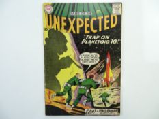 TALES OF THE UNEXPECTED # 41 - (1959 - DC - Cents Copy) - Second Space Ranger story in the title -